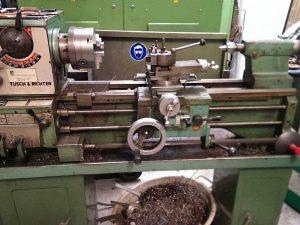 Bild Drehmaschine Maschinen01